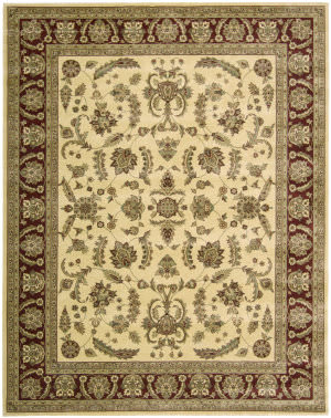 Nourison Golden Saga GS-03 Ivory Area Rug