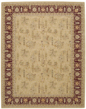 Nourison Eastern Gate GT-02 Gold Area Rug