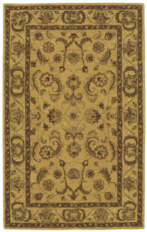 Nourison India House IH-19 Gold Area Rug