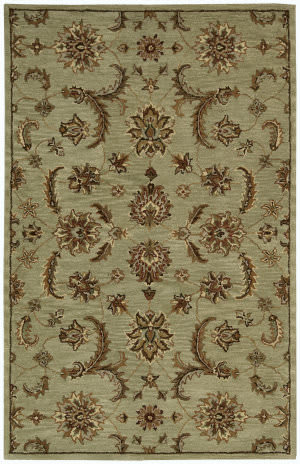 Nourison India House IH-83 Light Green Area Rug