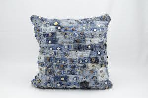 Nourison Pillows Denim J1030 Denim