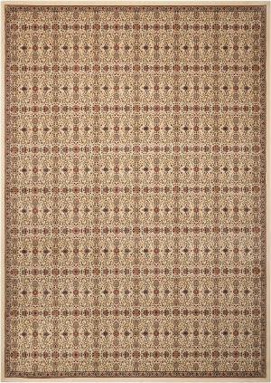 Kathy Ireland Ki11 Antiquities Ant08 Ivory Area Rug