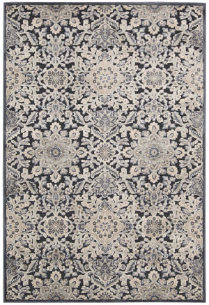Kathy Ireland Ki03 Bel Air Marseille Ki300 Charcoal Area Rug