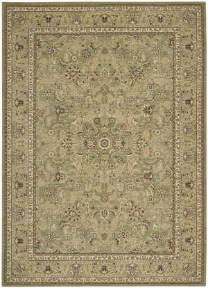 Kathy Ireland Ki06 Lumiere Royal Countryside Ki600 Sage Area Rug