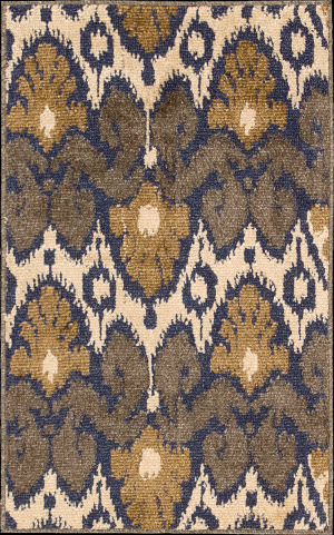 Nourison Kindred Kin05 Multicolor Area Rug