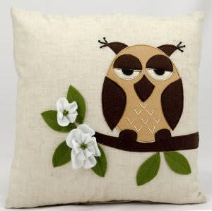 Nourison Pillows Life Styles L1197 Beige
