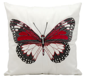 Nourison Pillows Outdoor L2793 White