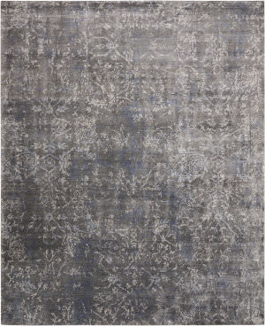 Nourison Lucent Lcn04 Coal Area Rug