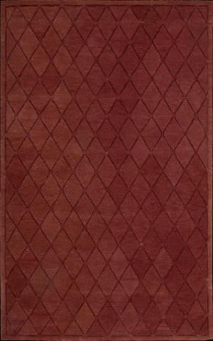 Nourison Modern Elegance LH-05 Cranberry Area Rug