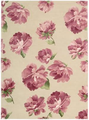 Nourison Modern Elegance LH-09 Rose Area Rug