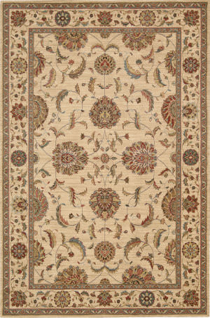 Nourison Living Treasures Li04 Ivory Area Rug