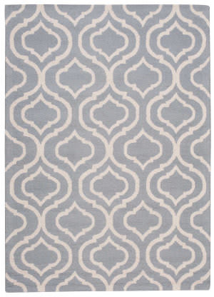 Nourison Linear Lin15 Light Blue Area Rug