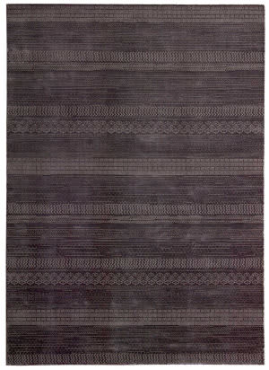 Calvin Klein Maya May52 Wineberry Area Rug