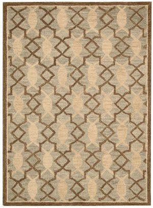Nourison Marina Mrn15 Light Green Area Rug