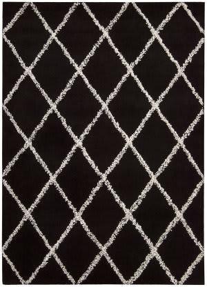 Joseph Abboud Monterey Mtr01 Black / White Area Rug
