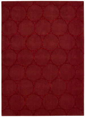 Joseph Abboud Monterey Mtr03 Red Area Rug