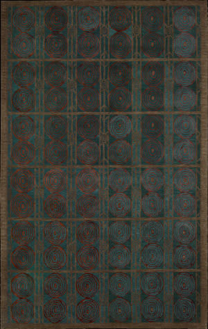 Nourison Mystique MY-02 Peacock Area Rug