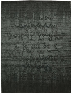 Nourison Nightfall Ngt02 Hunter Green Area Rug