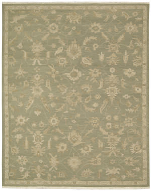 Nourison Nourmak Encore Noe12 Light Green Area Rug