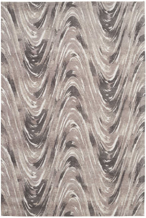 Nourison Studio Nyc Collection Om001 Charcoal Area Rug