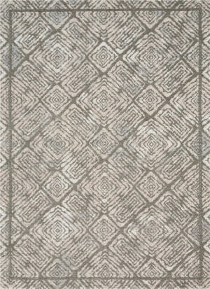 Nourison Studio Nyc Collection Om002 Fossil Area Rug
