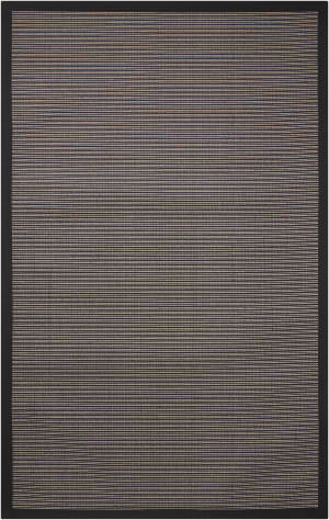 Nourison Outerbanks Avon Black Pearl Area Rug