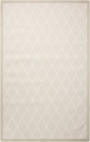 Nourison Outerbanks Roank Oyster Area Rug