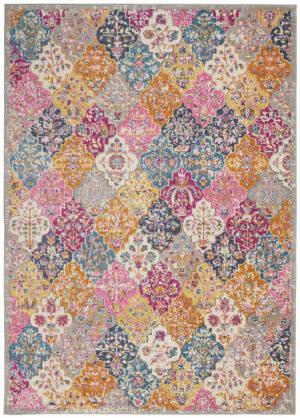 Nourison Passion Psn21 Multicolor Area Rug