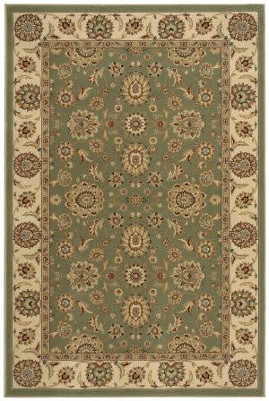 Nourison Persian Crown Pc002 Green Area Rug