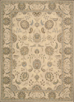 Nourison Persian Empire PE-22 Ivory Area Rug