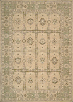 Nourison Persian Empire PE-23 Sand Area Rug