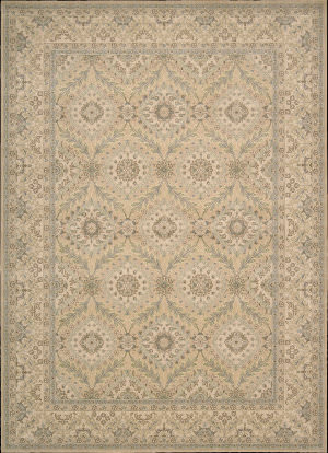 Nourison Persian Empire PE-24 Light Gold Area Rug