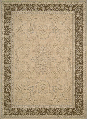 Nourison Persian Empire PE-25 Sand Area Rug