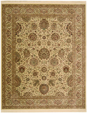 Nourison Persian Traditions PN-01 Beige Area Rug
