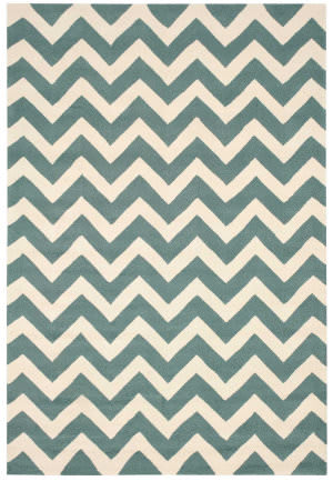 Nourison Portico Por03 Light Green Area Rug