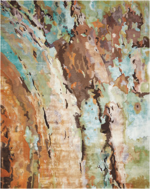 Nourison Prismatic Prs09 Multicolor Area Rug