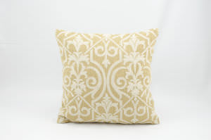 Nourison Pillows Life Styles Q5115 Yellow