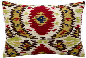 Kathy Ireland Pillows Q5120 Multicolor