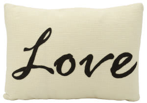 Nourison Pillows Life Styles Q5129 Black