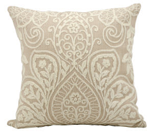 Kathy Ireland Pillows Q5156 Blush
