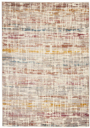 Nourison Radiant Rad08 Ivory - Multicolor Area Rug