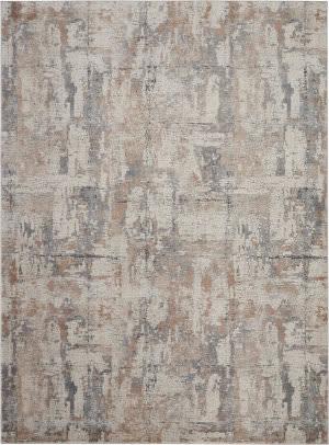 Nourison Rustic Textures Rus06 Beige - Grey Area Rug
