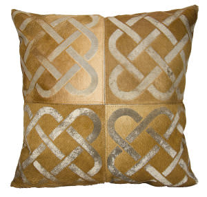 Nourison Mina Victory Pillows S6113 Amber