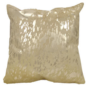 Nourison Mina Victory Pillows S6129 Beige Gold