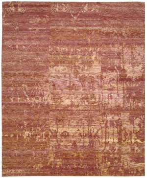 Nourison Silk Shadows Sha10 Flame Area Rug