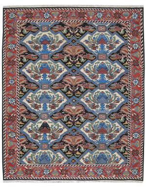 Nourison Nourmak Sk48 Multi Color Area Rug