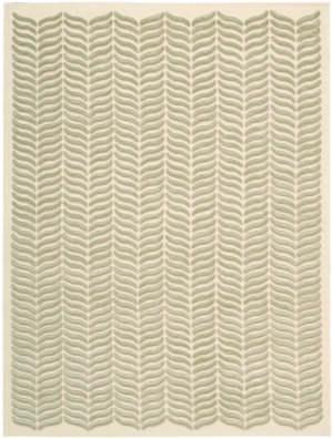 Nourison Silken Textures Skt02 Tan Area Rug