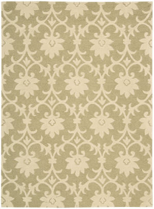 Nourison Skyland SKY-08 Light Gold Area Rug