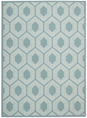 Nourison Wav01-Sun And Shade Snd26 Surf Area Rug