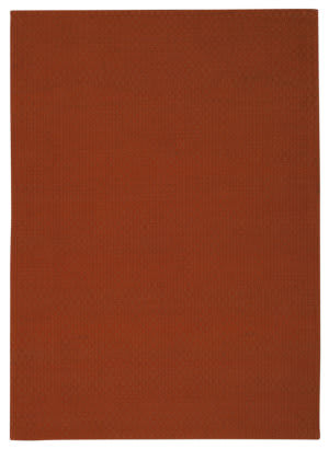 Nourison Sojourn Soj01 Orange Area Rug